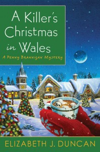 A Killer's Christmas in Wales by Elizabeth J Duncan
